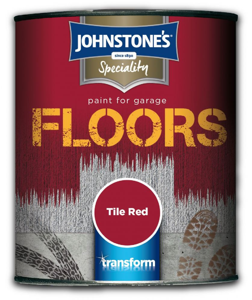 Johnstones Speciality Paint for Garage Floors 2.5L